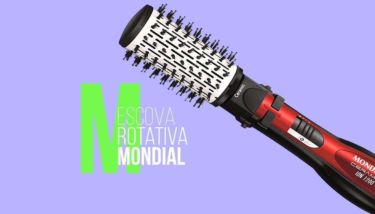 ac2da8d1d Saiba qual a melhor escova rotativa modeladora Mondial. Saiba qual a melhor escova  rotativa modeladora Mondial. tourmaline infinity ion er-03